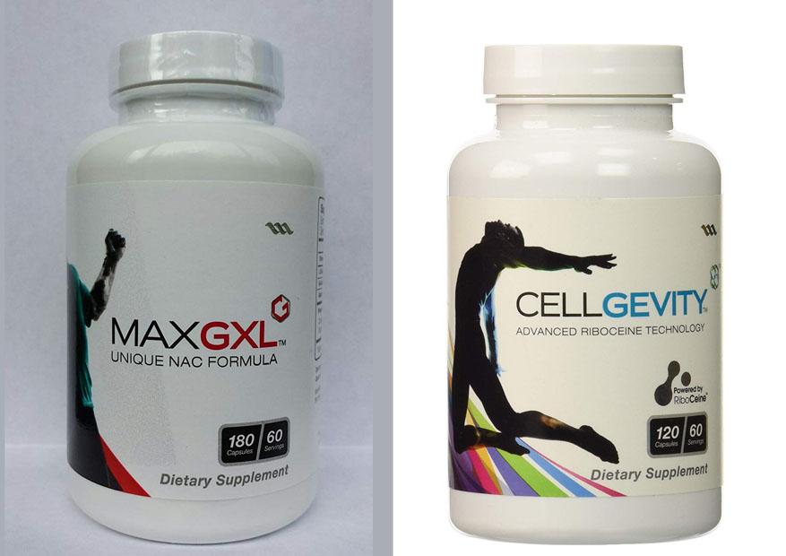 MaxGXL vs Cellgevity   Bodysuppl