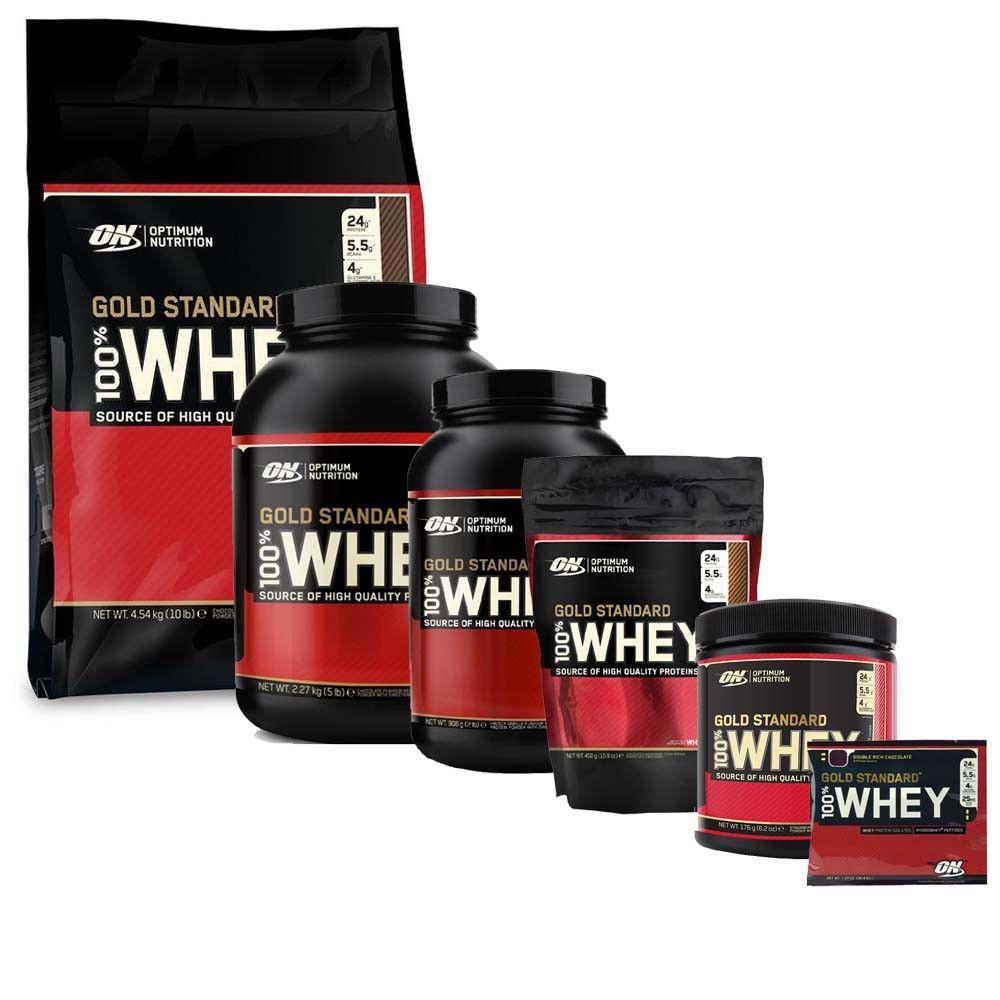 Optimum Nutrition Whey Isolate vs Gold